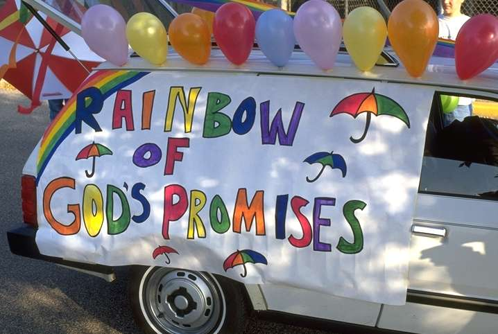 Rainbow of Promises